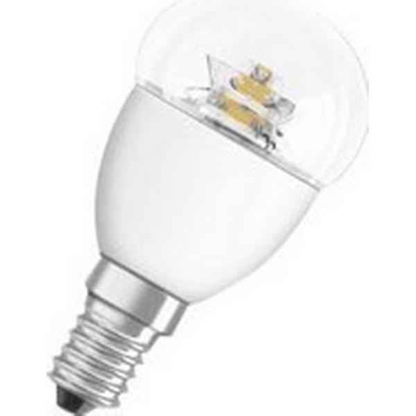 Osram Star Classic P25 LED Lamps 3.3W E14