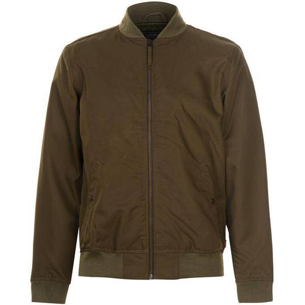 Levi's Lyon Bomber Jacket - Olive Night