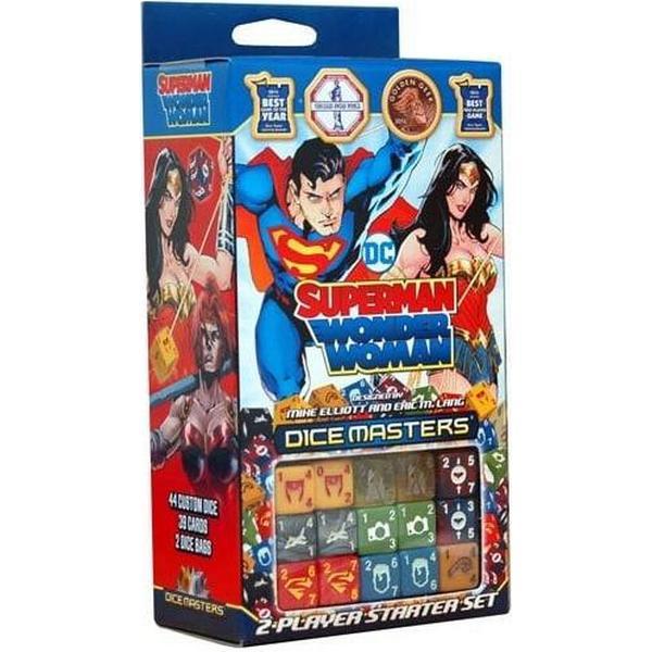 DC Comics Dice Masters: Superman & Wonder Woman Starter Set
