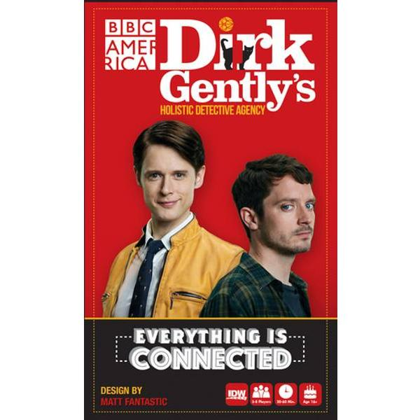 IDW Dirk Gently's Holistic Detective Agency: Everything is Connected