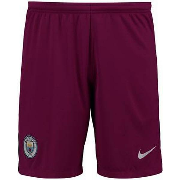 Nike Manchester City FC Away Stadium Shorts 17/18 Youth