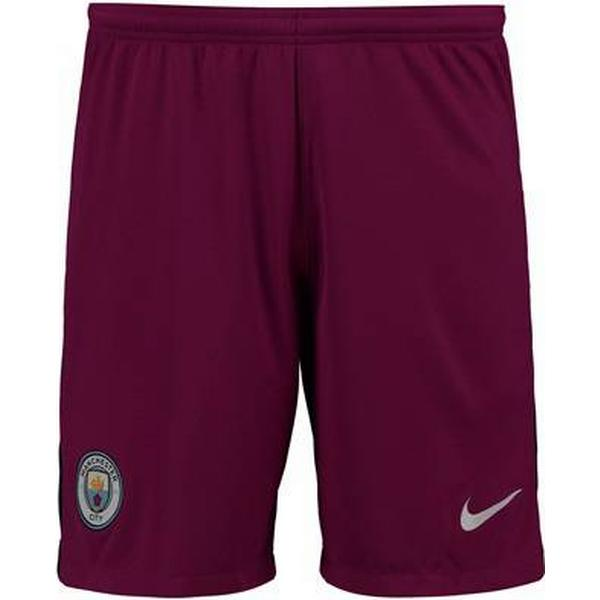Nike Manchester City Away Stadium Shorts 17/18 Sr