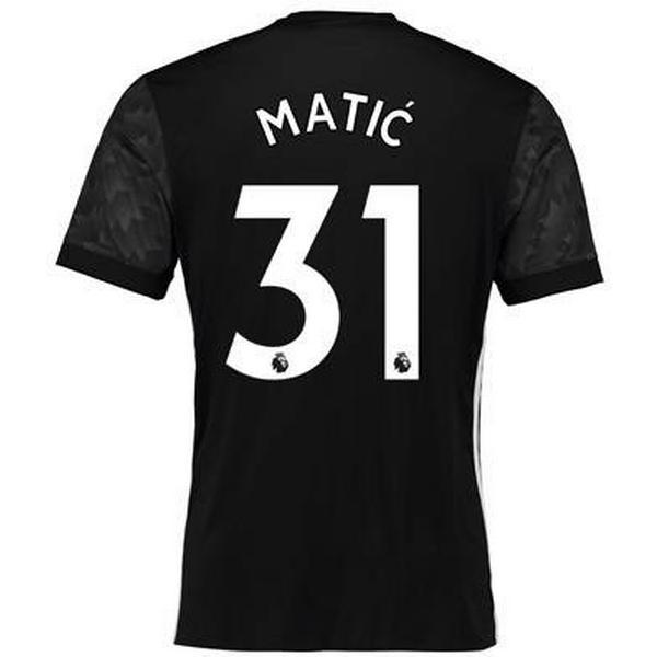 Adidas Manchester United Away Jersey 17/18 Matic 31. Sr