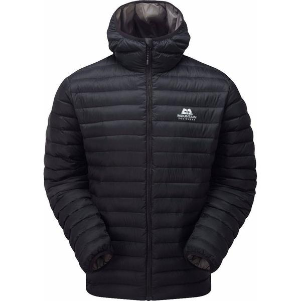 Mountain Equipment Arete Hooded Down Jacket - Black