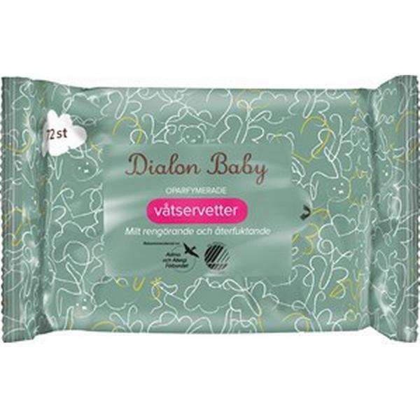 Hardford Dialon Baby Wet Wipes 72pcs
