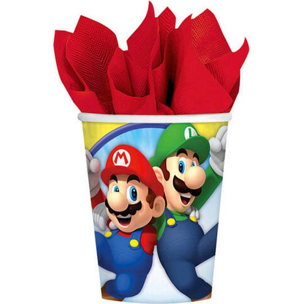 Amscan Super Mario (9901537)