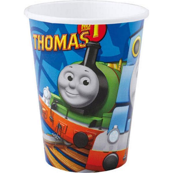 Amscan Thomas & Friends 266ml 8-pack
