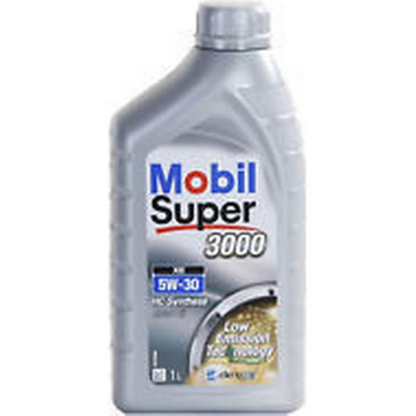 Mobil Super 3000 XE 5W-30 Motorolie