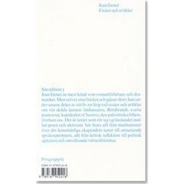 Essäer och artiklar (Pocket, 2006)