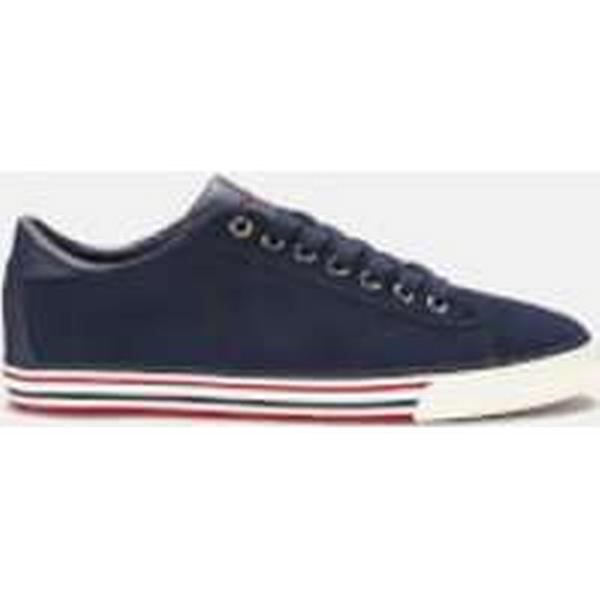 Polo Ralph Lauren Men's Harvey Navy Suede Trainers - Newport Navy Harvey - UK 7 - Navy 724283