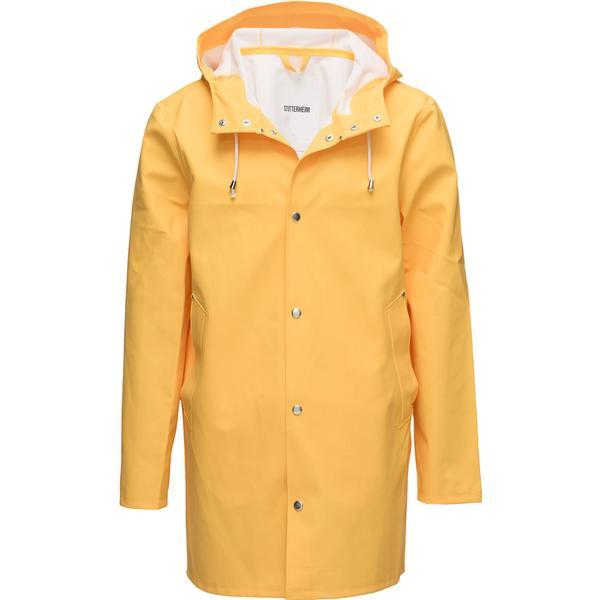 Stutterheim Stockholm Raincoat Unisex Yellow