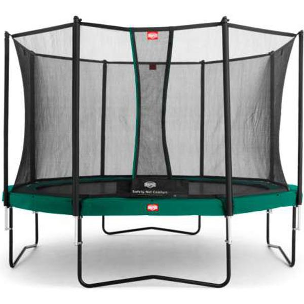 Berg Champion 380cm + Safety Net Comfort