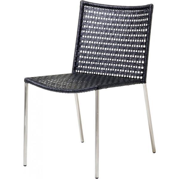 Cane-Line Straw Armless Chair