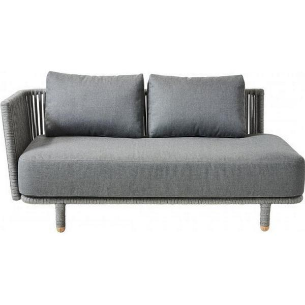 Cane-Line Moments 2-seat Right Havesofa (gruppe)