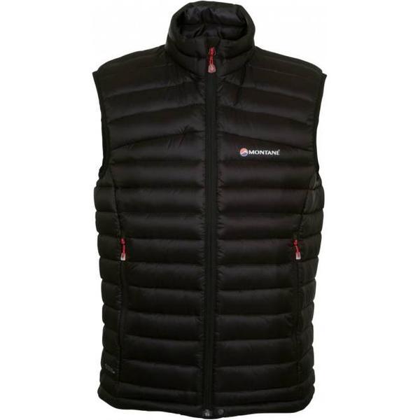 Montane Featherlite Down Vest - Black