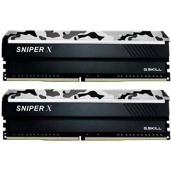 G.Skill Sniper X DDR4 3000MHz 2x16GB (F4-3000C16D-32GSXWB)