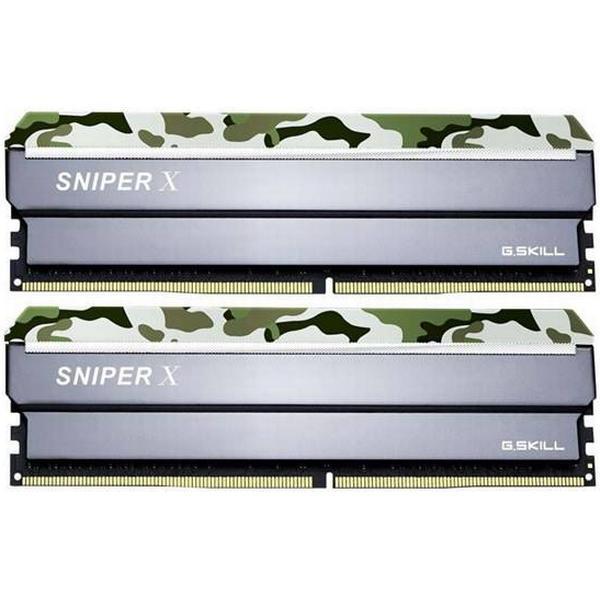 G.Skill Sniper X DDR4 2400MHz 2x16GB (F4-2400C17D-32GSXF)