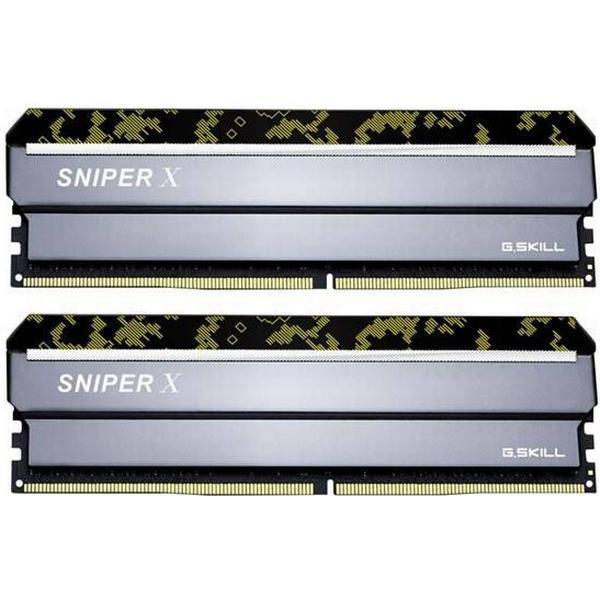 G.Skill Sniper X DDR4 2400MHz 2x8GB (F4-2400C17D-16GSXK)