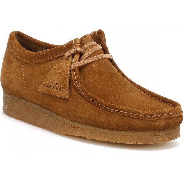 Clarks Originals Mens Cola Suede Wallabee Suede Cola Shoes 1d470d