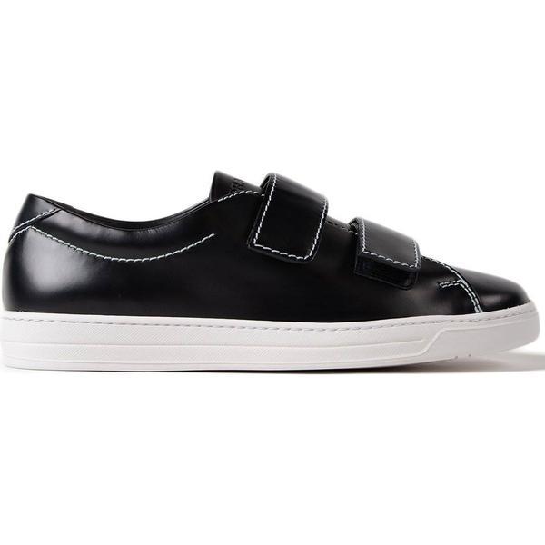 Gentlemen/Ladies:Prada Gentlemen/Ladies:Prada Gentlemen/Ladies:Prada Touch Strap Sneakers:On Sale 672095