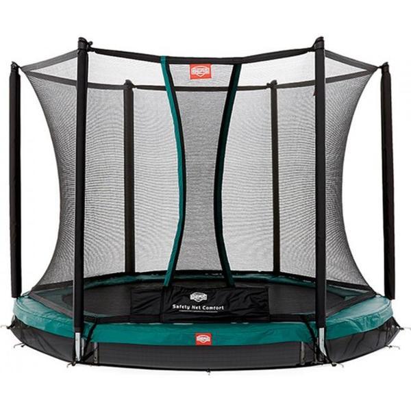 Berg Talent InGround 180cm + Safety Net Comfort