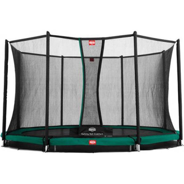 Berg Champion InGround + Safety Net Comfort 330cm
