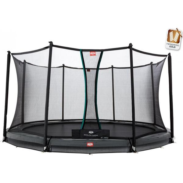 Berg Champion InGround 430cm + Safety Net Comfort