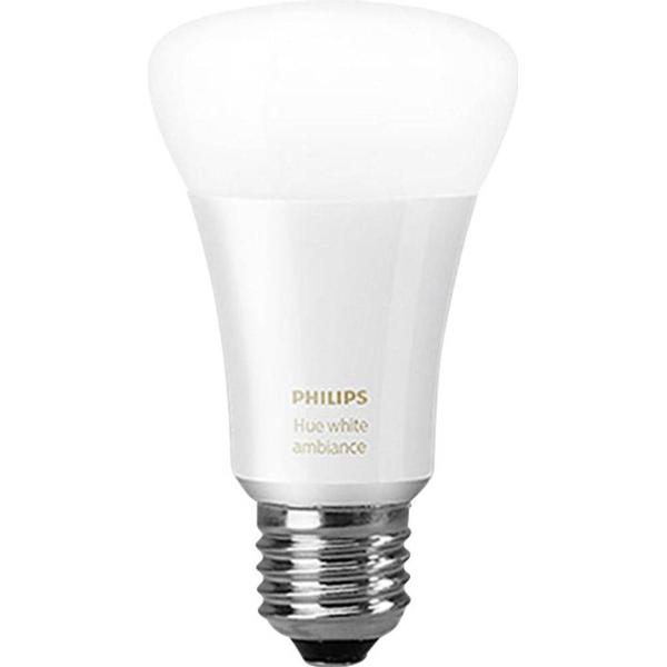 Philips Hue White Atmosphere LED Lamp 9.5W E27