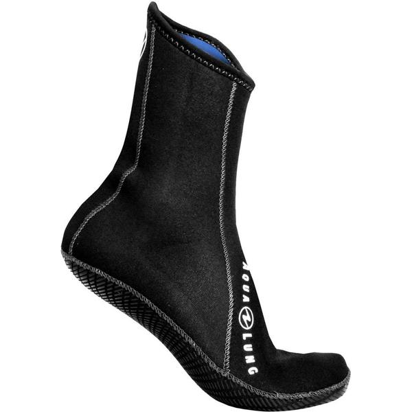 Aqua Lung Elastic Ergo Sock High Top 3mm