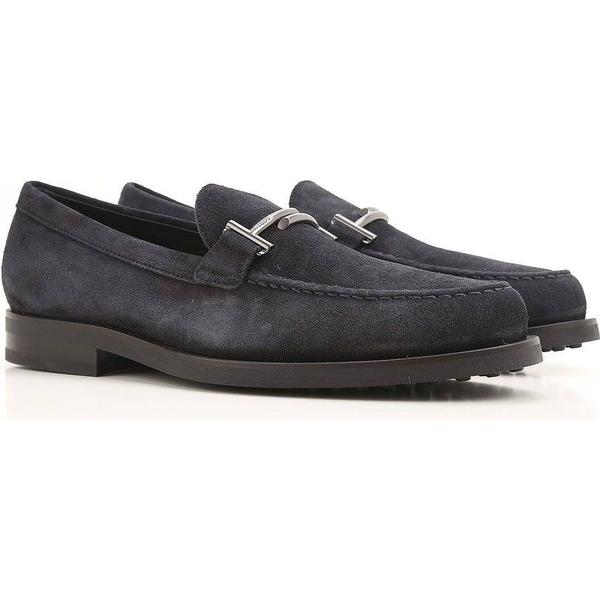 Tod's T Double T Tod's Suede Loafers 5f7197