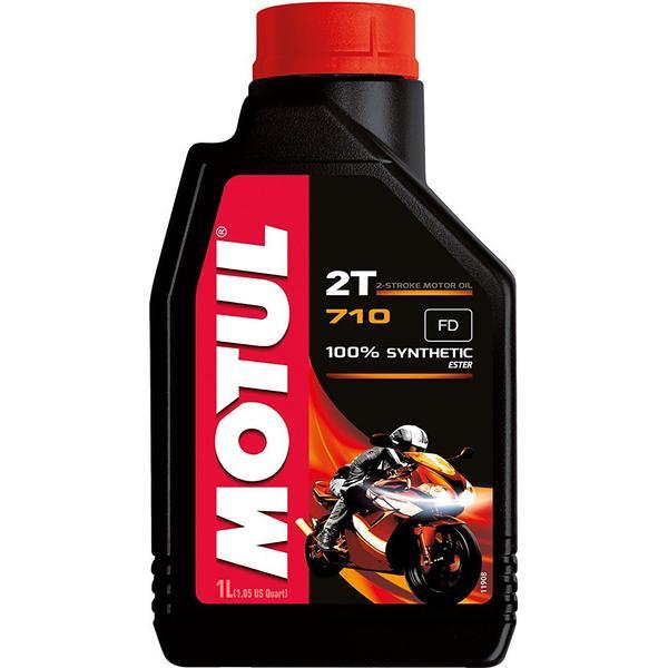 Motul 710 2T 1L Motor Oil