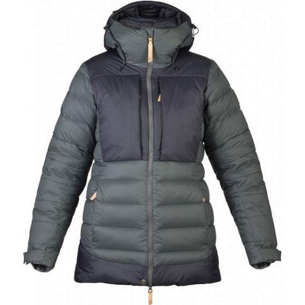 Fjällräven Keb Expedition Down Jacket Stone Grey/Black