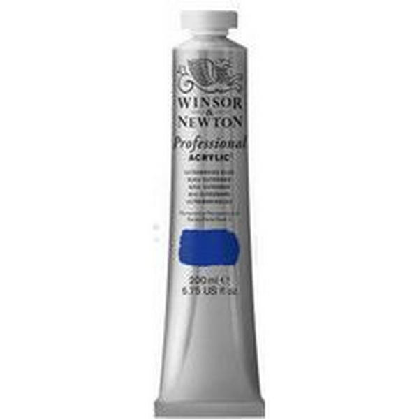 Winsor & Newton Professional Acrylic Ultramarine Blue 664 200ml
