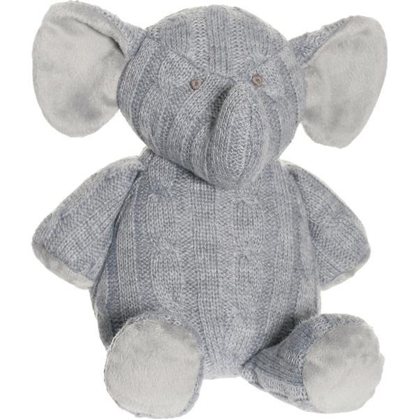 Teddykompaniet Strikket Elefant 30cm