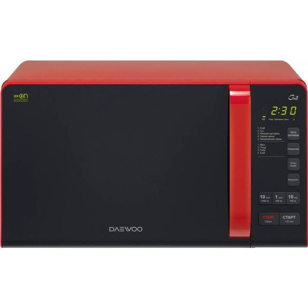 Daewoo KQG663R Röd