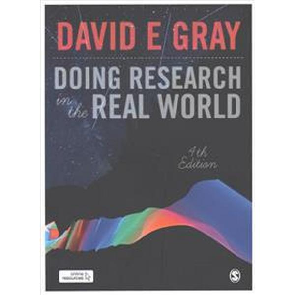 Doing Research in the Real World (Pocket, 2018)