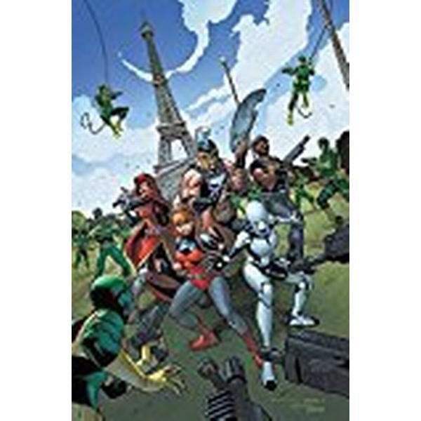 U.s.avengers Vol. 2: Cannonball Run (Häftad, 2018)