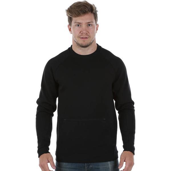 Nike Tech Fleece Crew - Svart - male - Kläder M