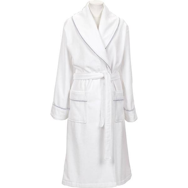 Gant Premium Velour Robe Unisex White (856002603)