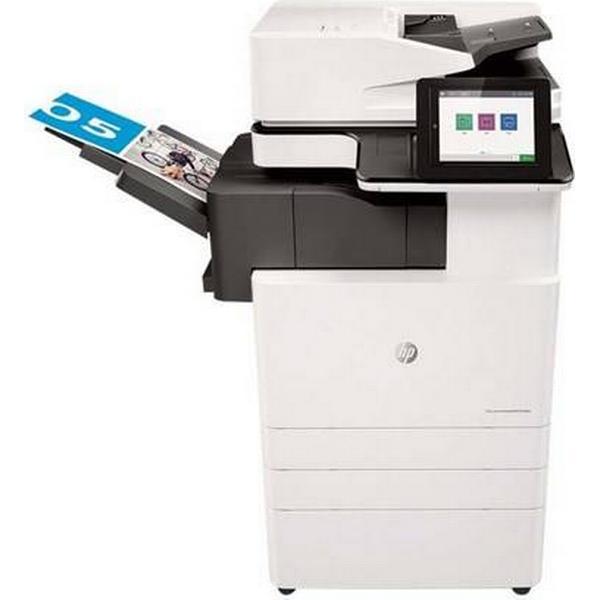 HP LaserJet Managed MFP E87650dn