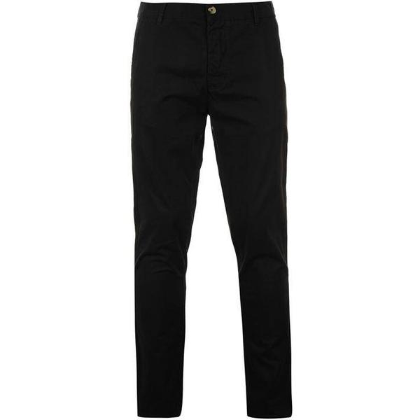 Kangol Chino Trousers - Black