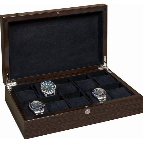 Beco Collector Watch Box Walnut 309387