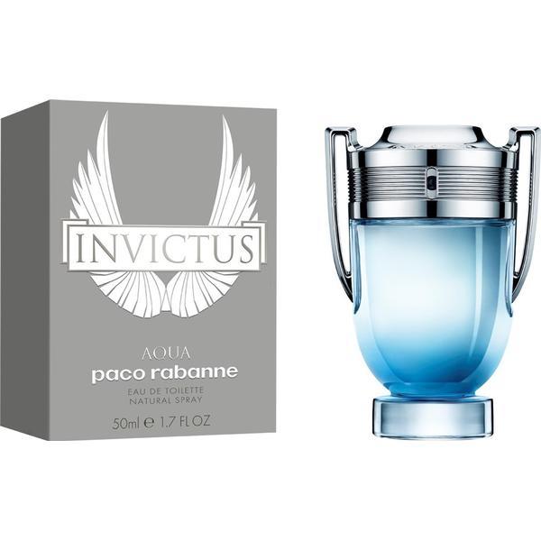 31465d0a3 Paco Rabanne Invictus Aqua EdT 50ml - Compare Prices - PriceRunner UK