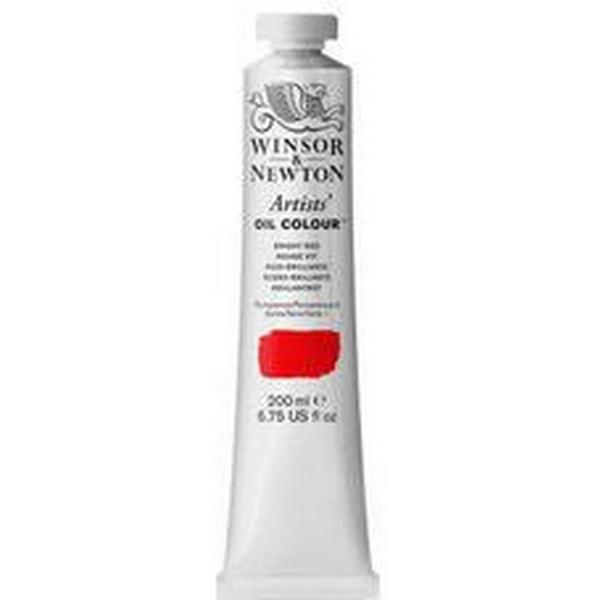 Winsor & Newton Artists Oil Color Bright Red 42 200ml