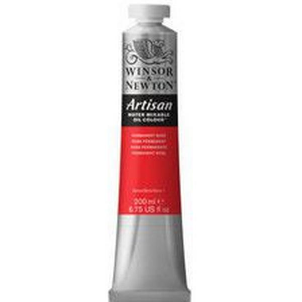 Winsor & Newton Artisan Water Mixable Oil Color Permanent Rose 502 200ml