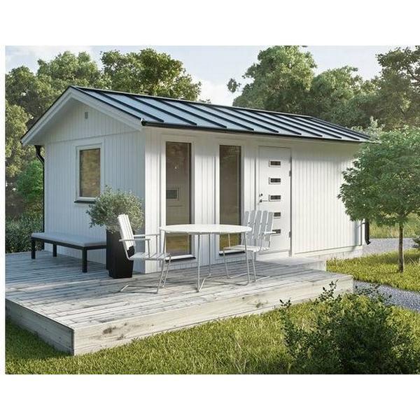 Jabo Flex (Byggnadsarea 18.4 m²) Grundsats