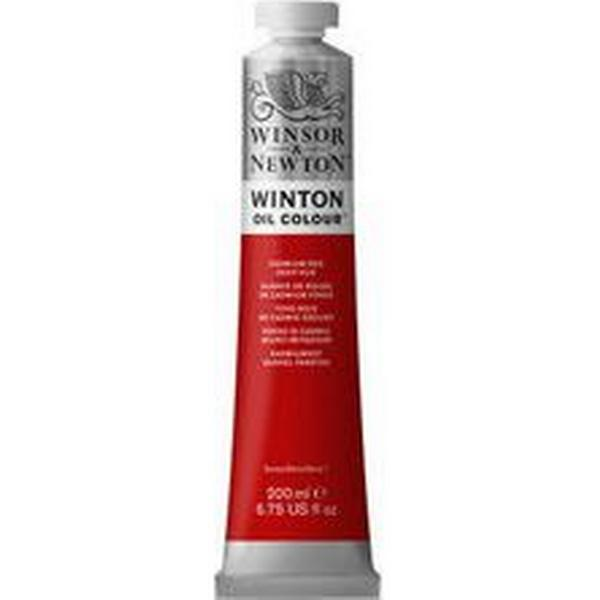 Winsor & Newton Winton Oil Color Cadmium Red Deep Hue 98 200ml
