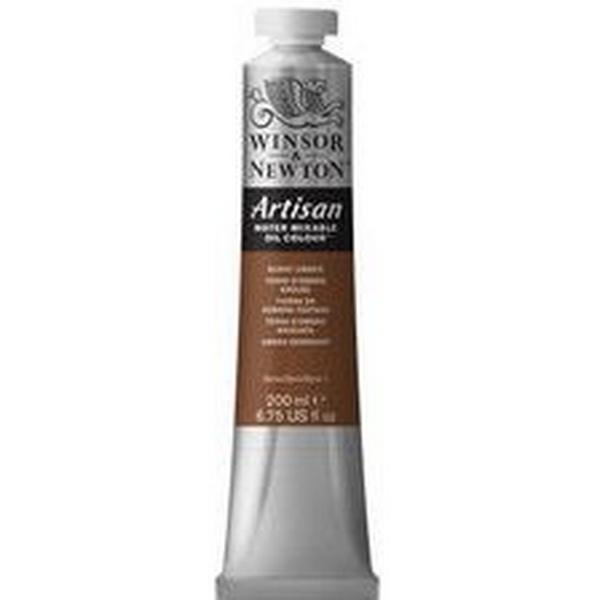 Winsor & Newton Artisan Water Mixable Oil Color Burnt Umber 76 200ml