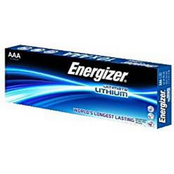 Energizer AAA Ultimate Lithium Compatible 10-pack
