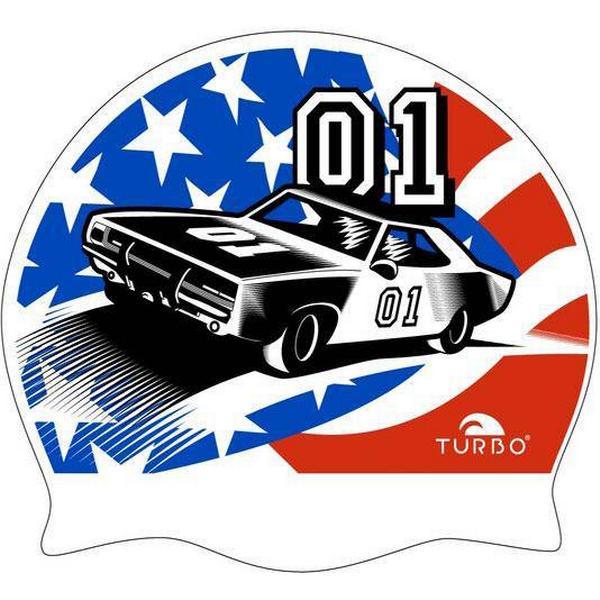 Turbo USA Car Cap
